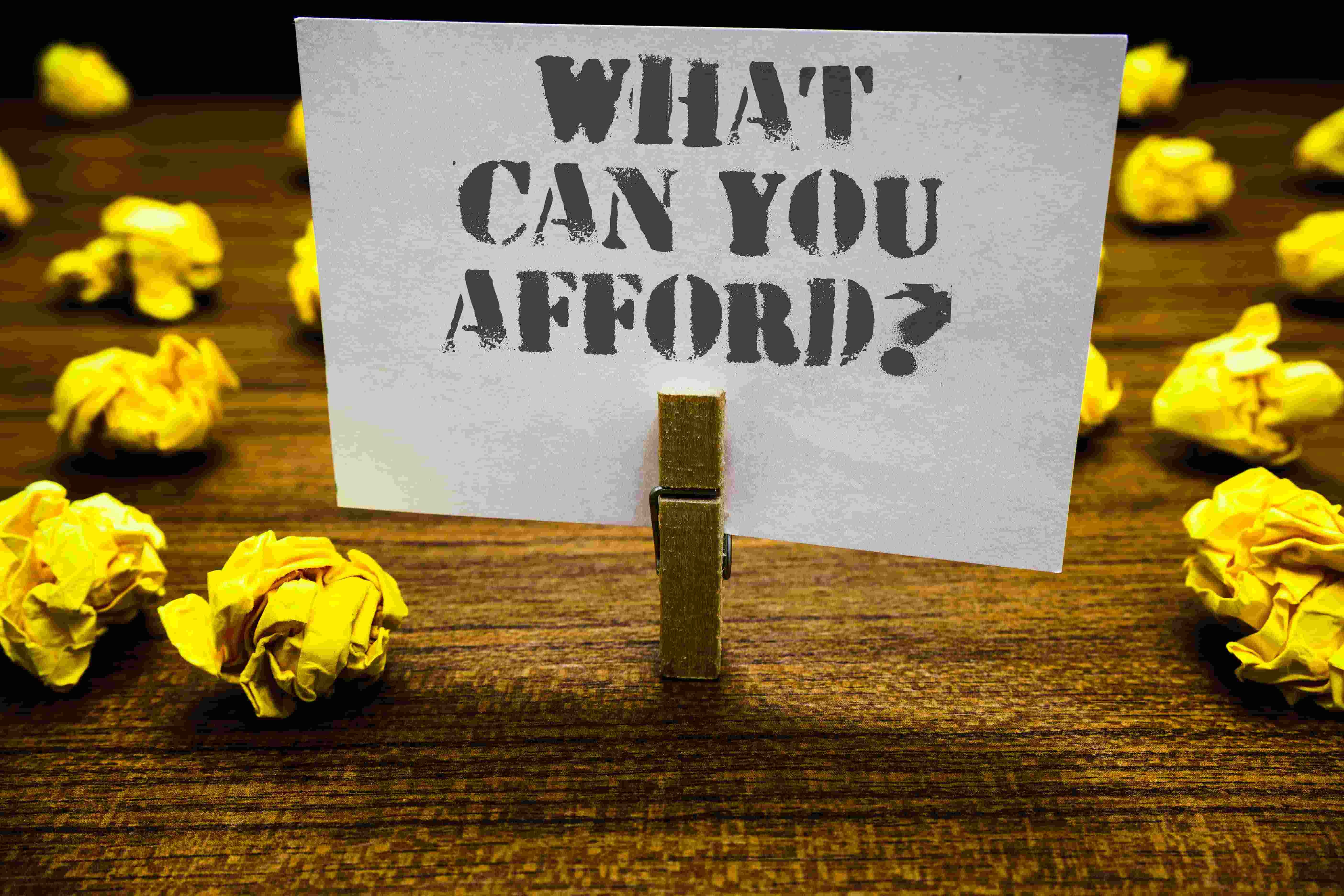 Affordability and Logbook Loans