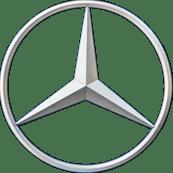 Car brand mercedes Logo