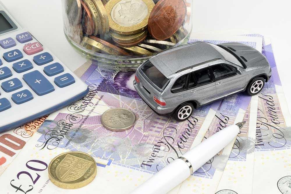 Financial emergency unlock logbook loan cash