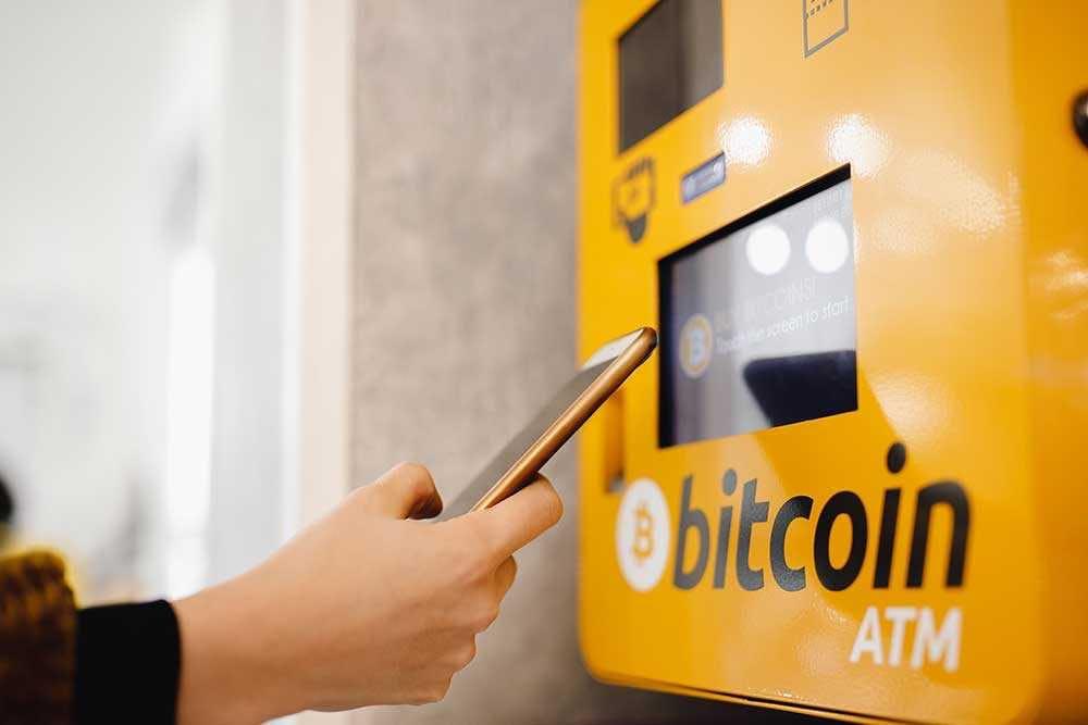 The future for cash bitcoin atm